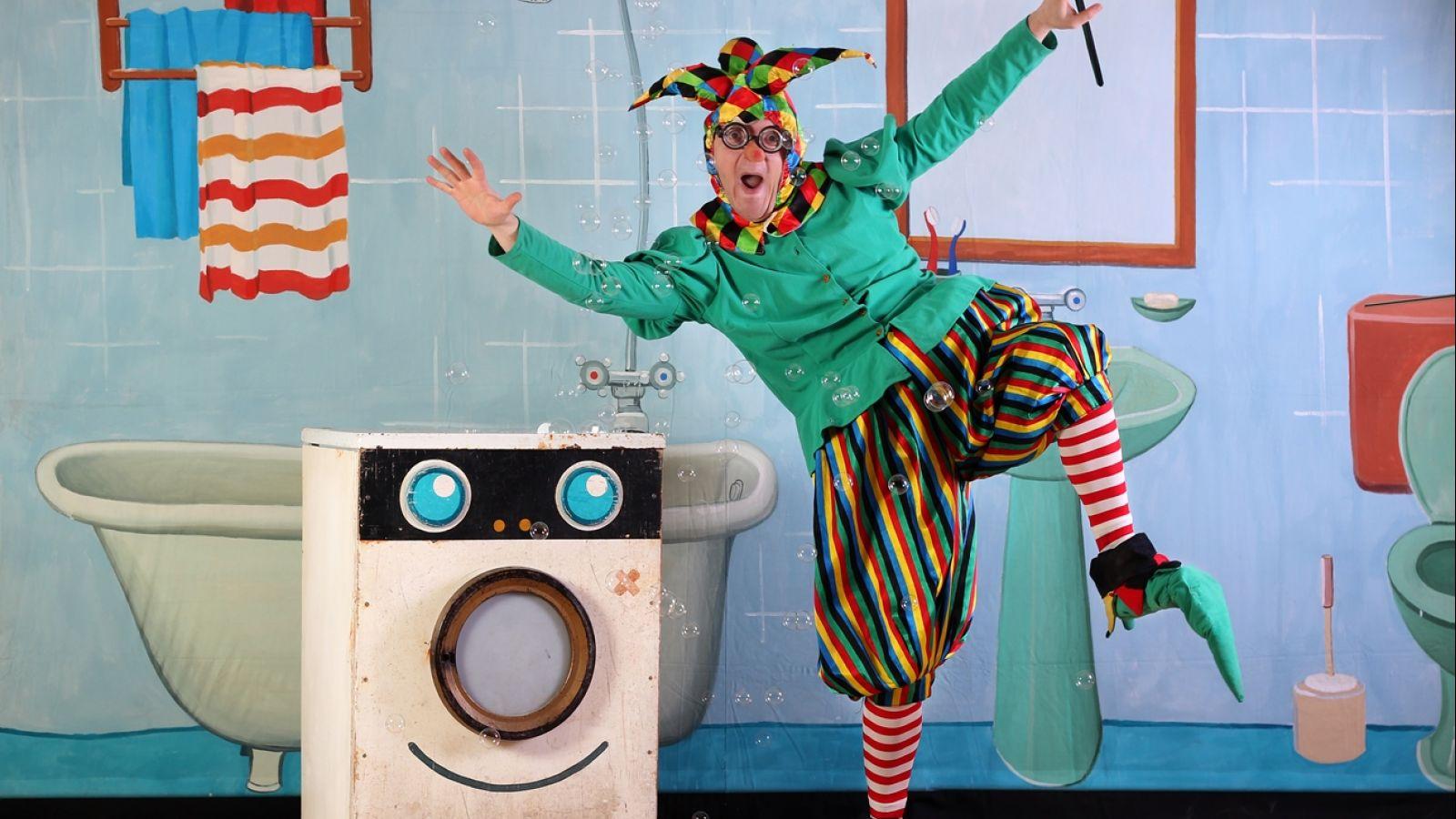 Čudežni pralni stroj