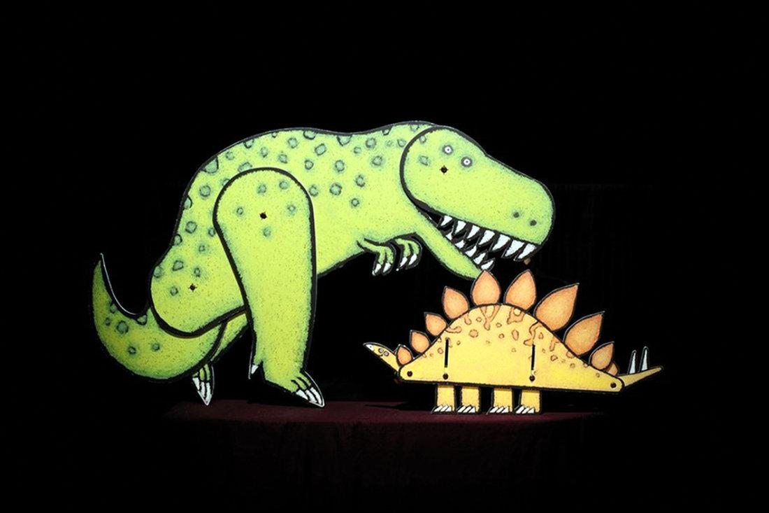 Kakajček: Dinozavri? - Bild | Slika