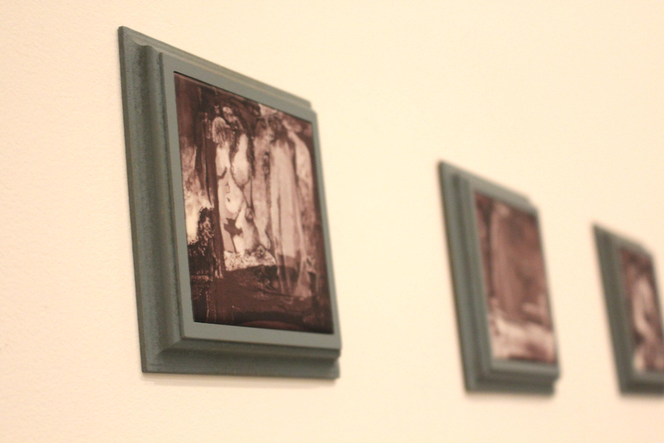 Bild: Ausstellung Ivan Cankar © Maria Malle