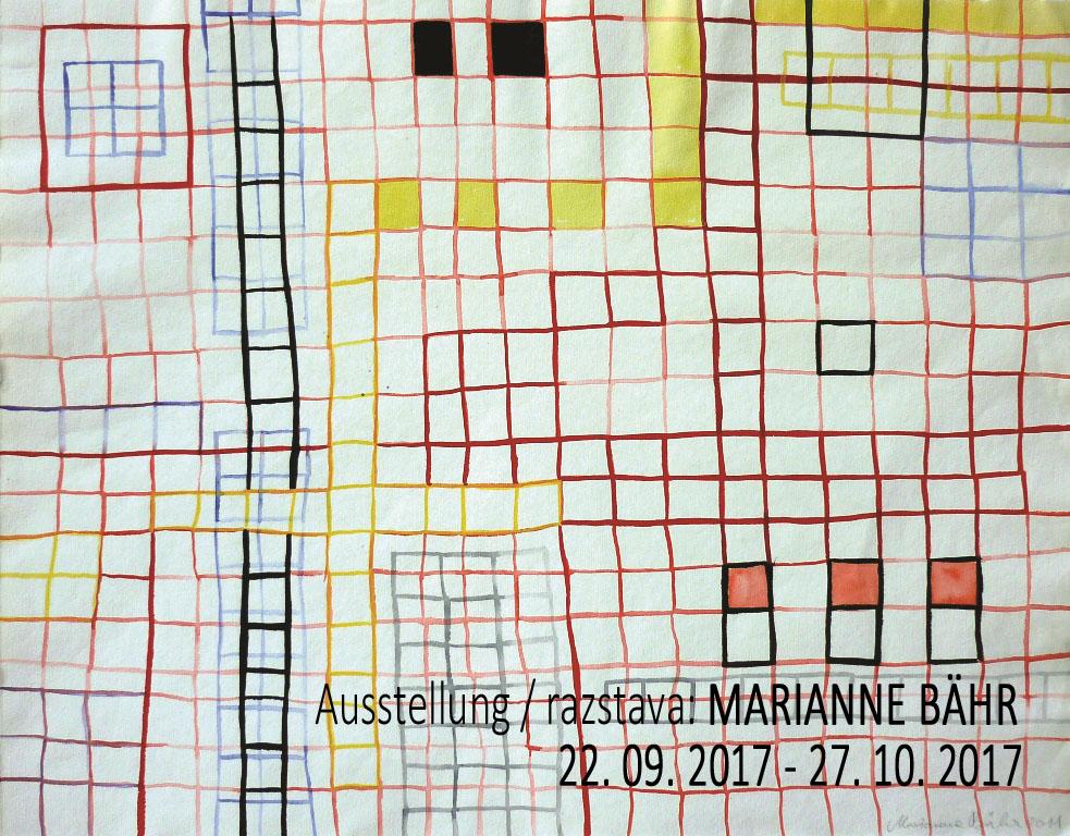 Bis jetzt - Marianne Bähr - Bild | Slika