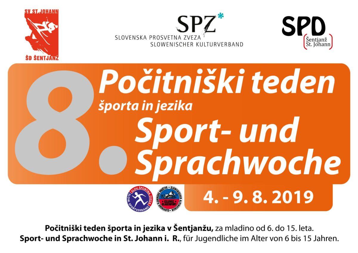 Bild: Wir empfehlen! Sport- und Sprachwoche in St. Johann  i. R.