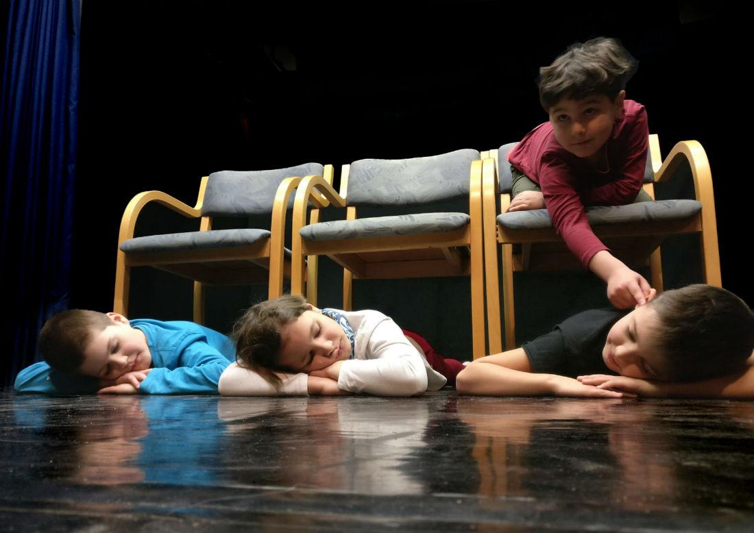Bild: Abschlussvorstellung 2019 © Teater Šentjanž