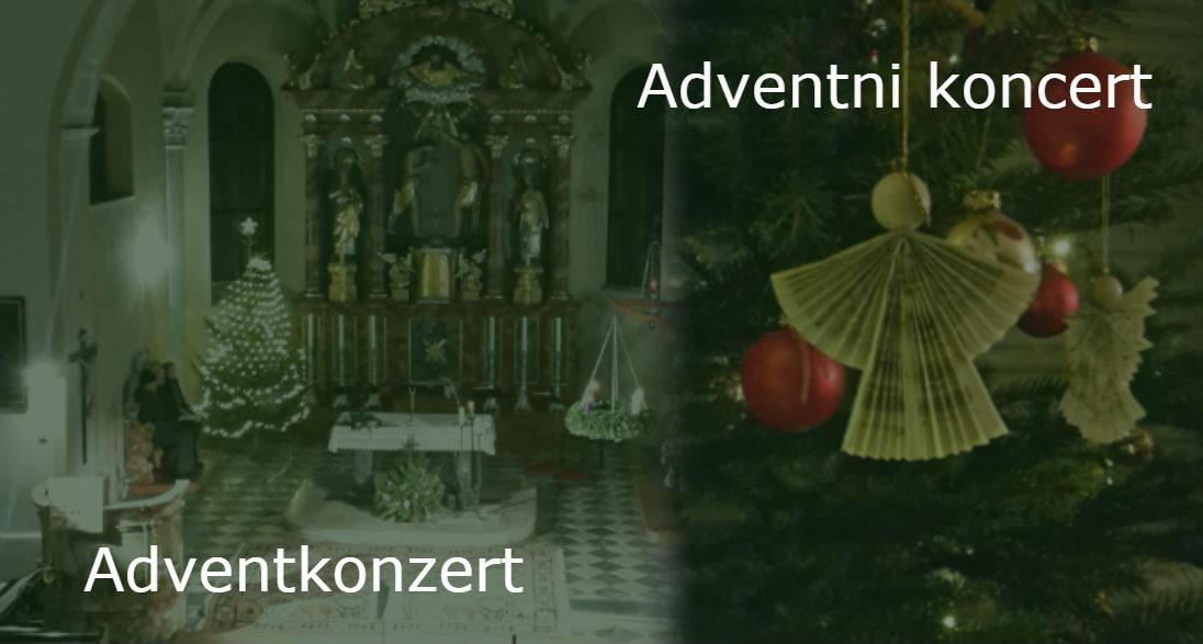 Adventni koncert / Adventkonzert - Bild | Slika