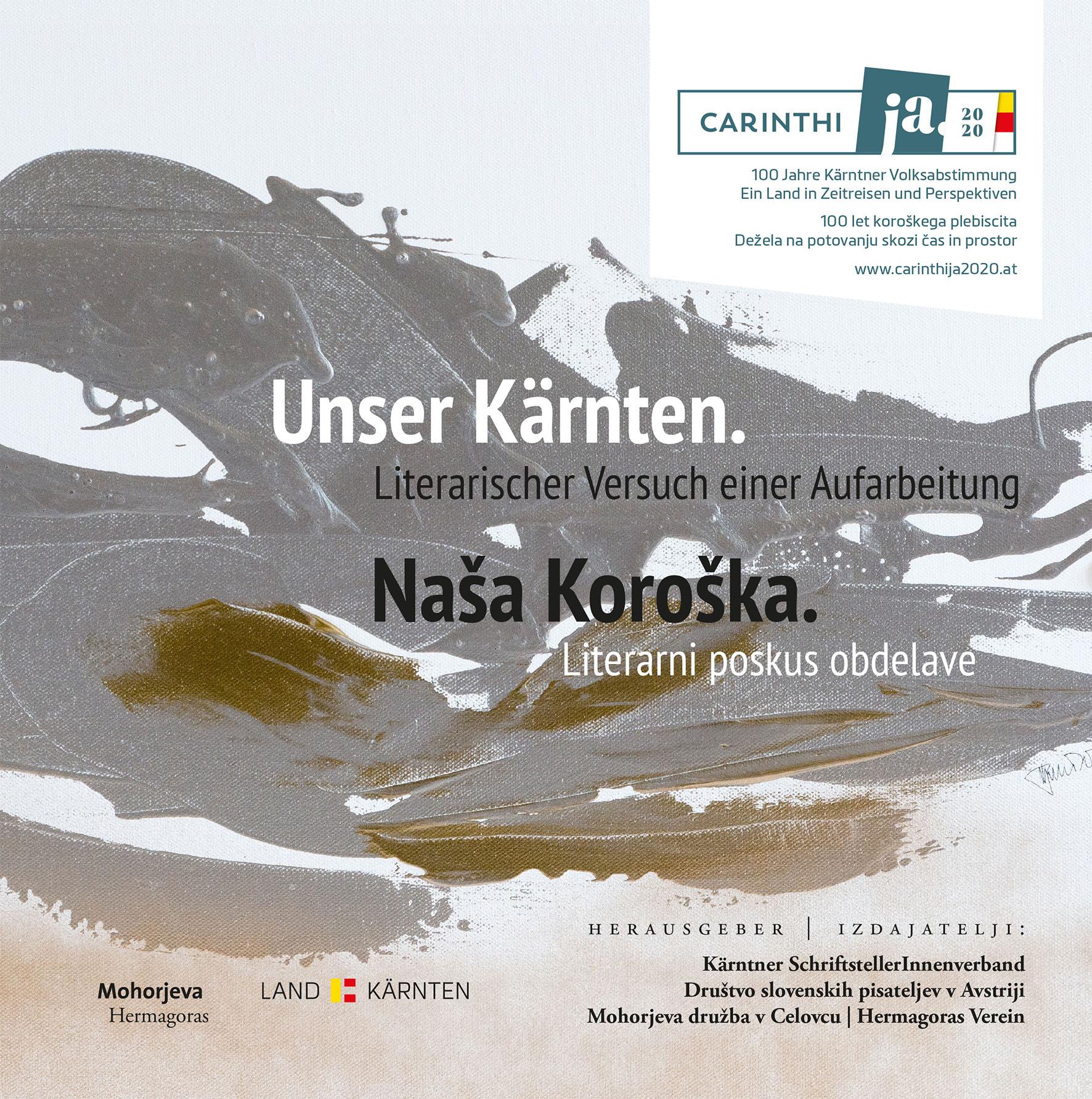 Slika: Predstavitev knjige: Unser Kärnten - Naša Koroška