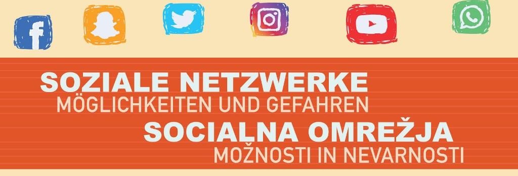 Vortrag: Social Media | Predavanje: Družbeni mediji - Bild | Slika