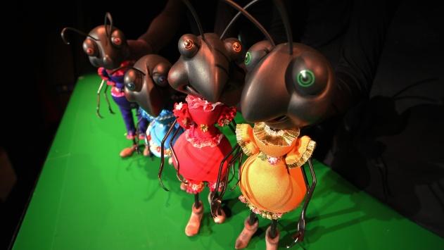 Bild: Kakajček: Štiri črne mravljice © Urška Boljkovac