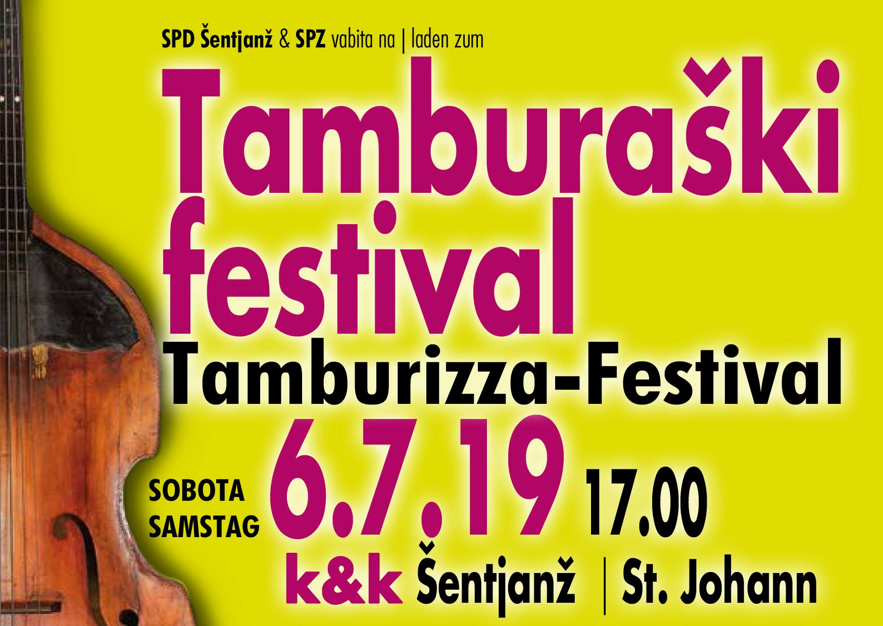 Slika: Tamburaški festival